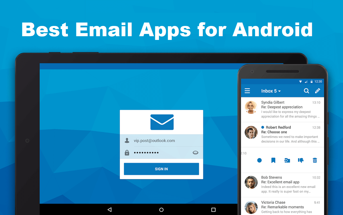 15 Best Email Apps for Android in 2021